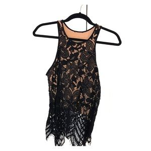 Express Lacey Tank Top
